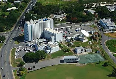 NEW PREMISES! BET building acquired by American University of Barbados